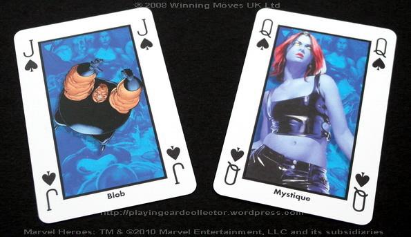 Waddingtons-Marvel-Heroes-Playing-Cards-Spades-J-Q