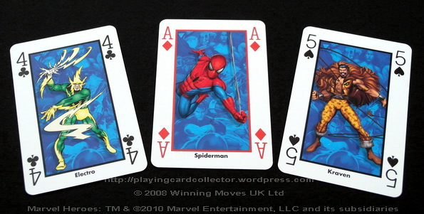 Waddingtons-Marvel-Heroes-Playing-Cards-Spiderman-2