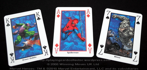 Waddingtons-Marvel-Heroes-Playing-Cards-Spiderman-3