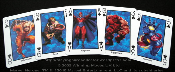 Waddingtons-Marvel-Heroes-Playing-Cards-X-Men-2