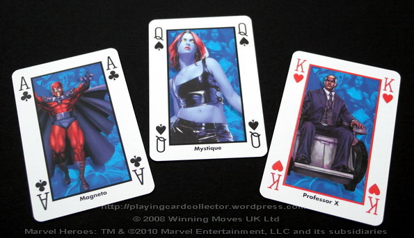 Waddingtons-Marvel-Heroes-Playing-Cards-X-Men-3