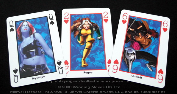 Waddingtons-Marvel-Heroes-Playing-Cards-X-Men-4