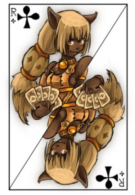 wakfu_playing_cards_king_of_clubs_by_tite_pao