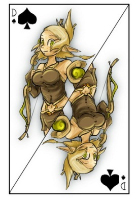 wakfu_playing_cards_queen_of_spades_by_tite_pao