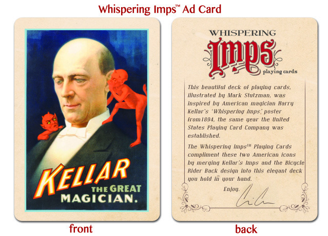 Whispering_Imps_Playing_Cards_Ad_Card