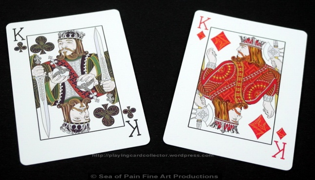 WhiteKnuckle_Playing_Cards_Kings_Clubs_Diamonds