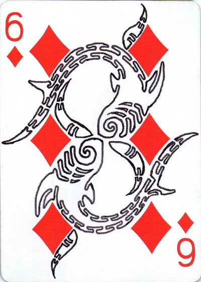 Deviantart 40 Thoughts Playing Cards By Expensivesadness