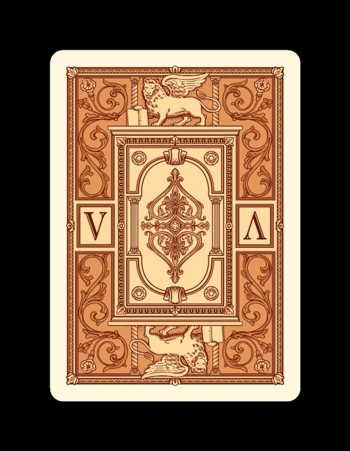 Bicycle-Venexiana-Playing-Cards-Back