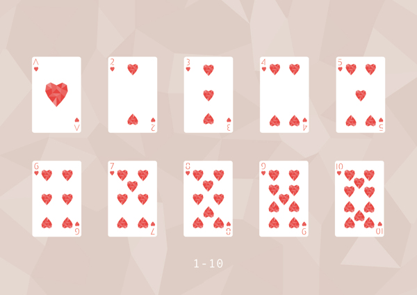 F_Marongiu_Playing_Cards_Hearts
