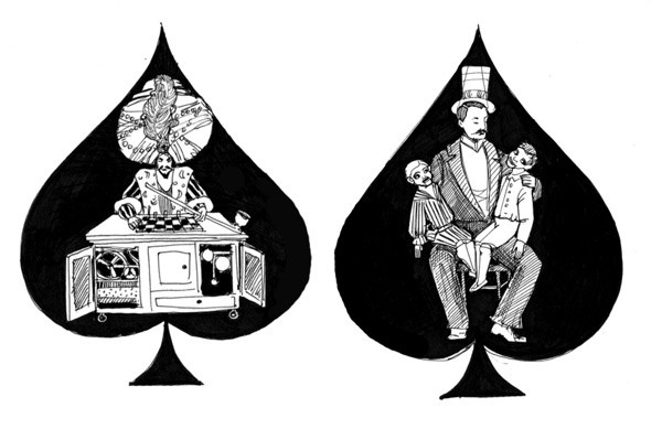 Fantastique-Playing-Cards-Ace-of-Spades-sketch-1