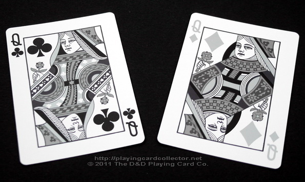 Fantastique_Playing_Cards-Queen-of-Clubs-Queen-of-Diamonds