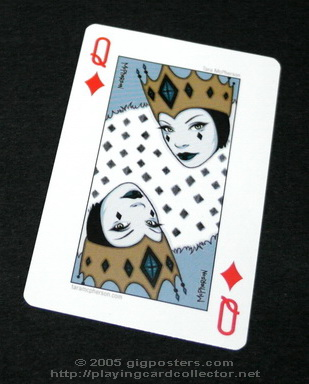 Gigposters-Playing-Cards-Queen-of-Diamonds