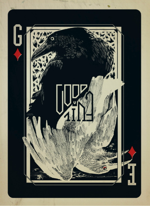 Good-vs-Evil-Playing-card-Poster