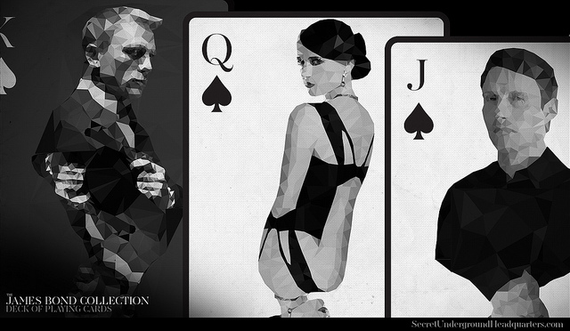 James-Bond-Playing-Cards-by-Joe-DiLeonardo-2
