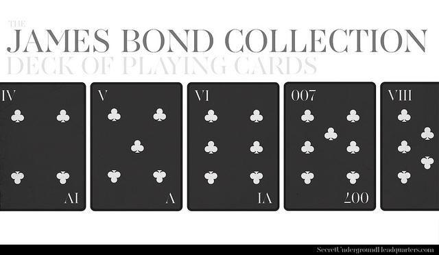 James-Bond-Playing-Cards-by-Joe_DiLeonardo-Number-Cards