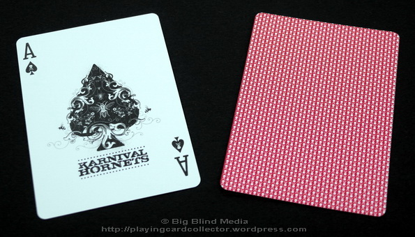 Karnival_Hornets_Playing_Cards_Ace_of_Spades