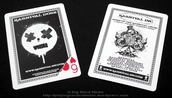 Karnival_Hornets_Playing_Cards_Ad_Card