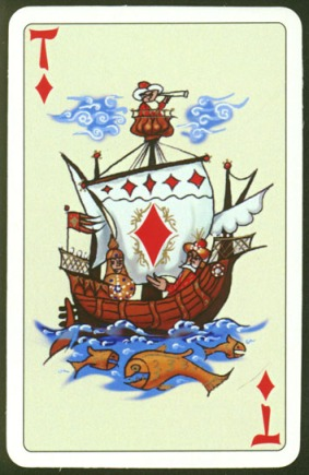 Kashmir_Playing_Cards_Ace_of_Diamonds