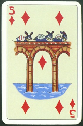 Kashmir_Playing_Cards_Five_of_Diamonds
