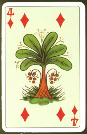Kashmir_Playing_Cards_Four_of_Diamonds