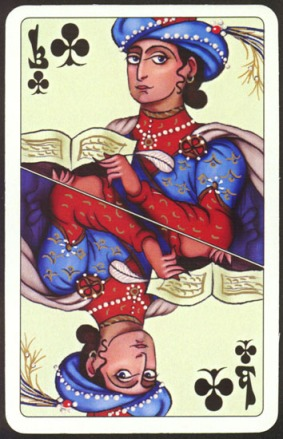 Kashmir_Playing_Cards_Jack_of_Clubs