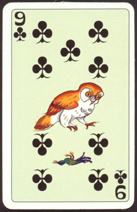 Kashmir_Playing_Cards_Nine_of_Clubs