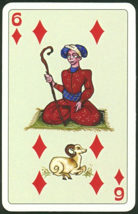 Kashmir_Playing_Cards_Six_of_Diamonds