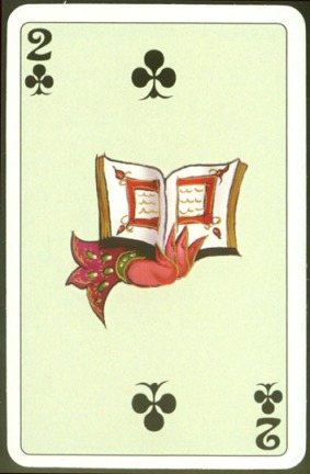 Kashmir_Playing_Cards_Two_of_Clubs