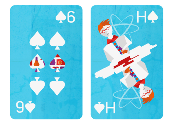 KHLim Playing Cards by Nancy Schokkenbroek_King