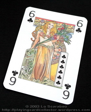 Liberty-Playing-Cards-by-Lo-Scarabeo-Six-of-Clubs