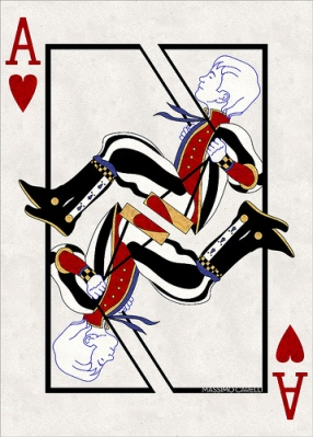 M-Carelli-Semi-Transformation-Playing-Cards-Ace-of-Hearts