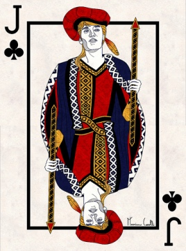 M-Carelli-Semi-Transformation-Playing-Cards-Jack-of-Clubs
