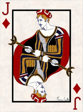 M-Carelli-Semi-Transformation-Playing-Cards-Jack-of-Diamonds