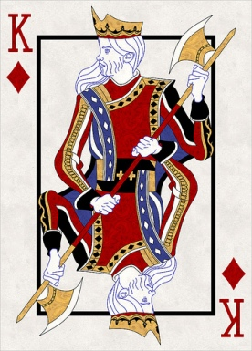 M-Carelli-Semi-Transformation-Playing-Cards-King-of-Diamonds