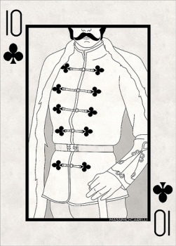 M-Carelli-Semi-Transformation-Playing-Cards-Ten-of-Clubs