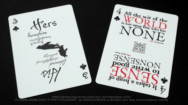 P22-Typographic-Playing-Cards-#2-Clubs-3-4-details