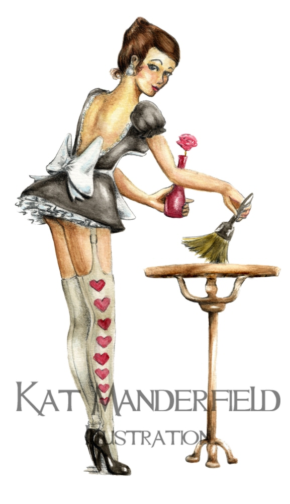 Pin-Up-Semi-Transformation-Playing-Cards-by-Kat-Manderfield