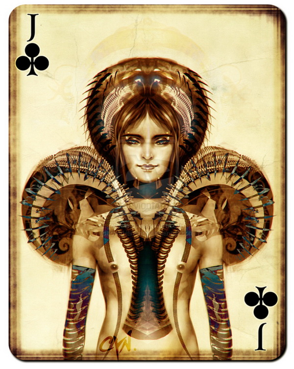 playing_cards_jack_of_clubs_by_cynthia_franca