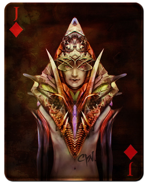 playing_cards_jack_of_diamonds_by_cynthia_franca_black