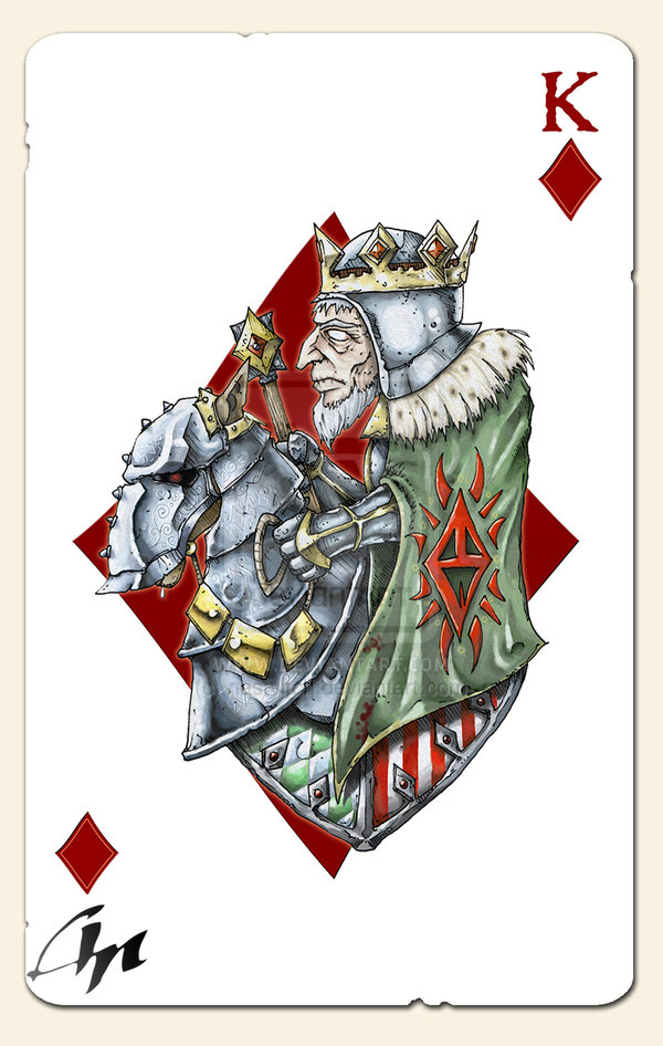 DeviantART: Playing Cards by nastyitch | PLAYING CARDS ...