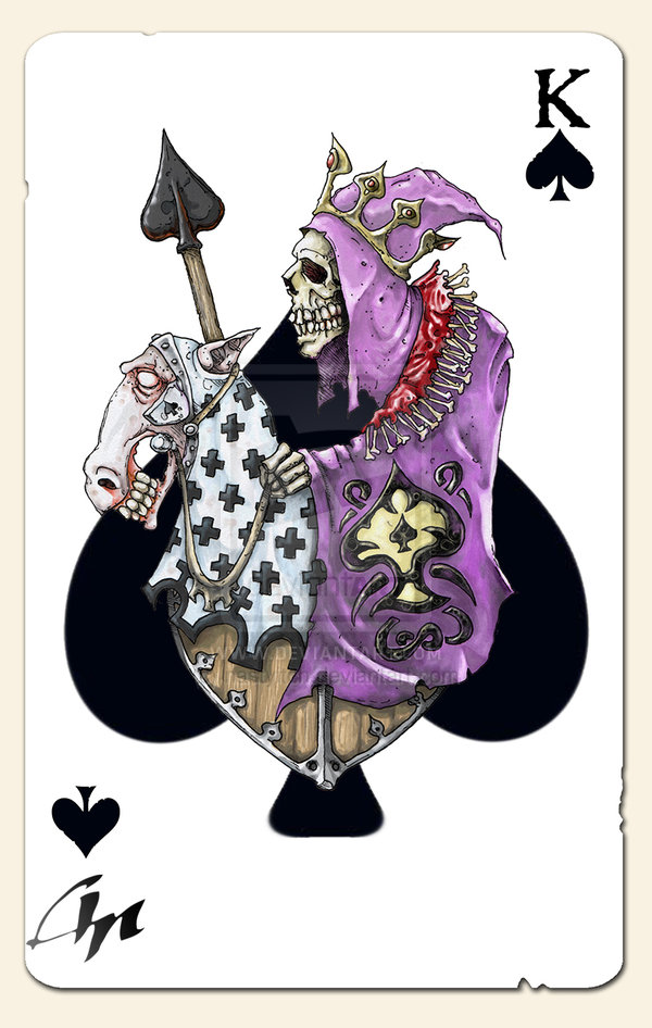 ... : Playing Cards by nastyitch | PLAYING CARDS + ART = COLLECTING