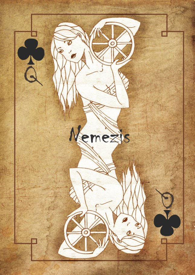 Playing-Cards-Queen-of-Clubs-by-NemezisAmaranth