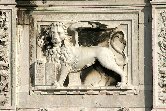 The-Lion-of-Saint-Mark