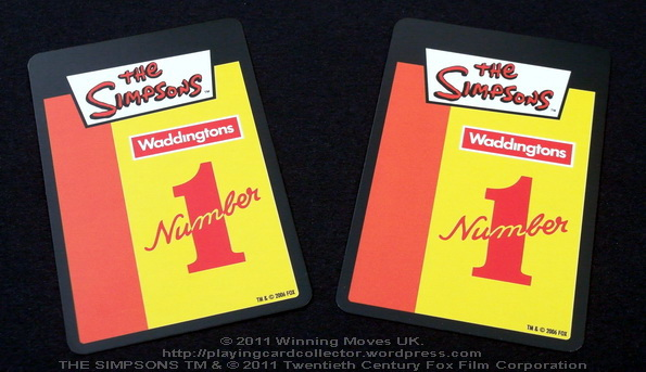 Waddingtons_The_Simpsons_Playing_Cards_Back
