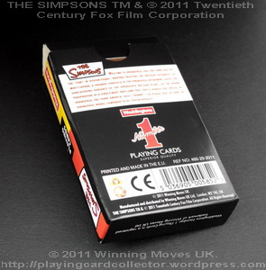 Waddingtons_The_Simpsons_Playing_Cards_Box_Back