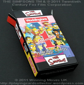 Waddingtons_The_Simpsons_Playing_Cards_Box_Front