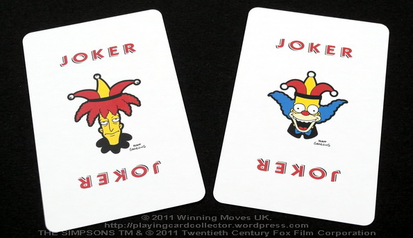 Waddingtons_The_Simpsons_Playing_Cards_Joker
