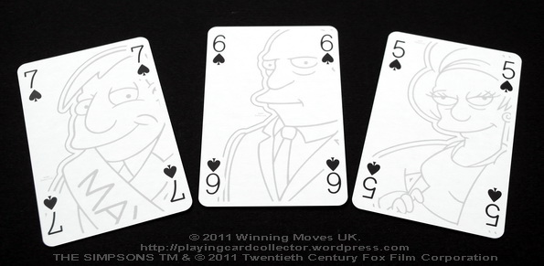 Waddingtons_The_Simpsons_Playing_Cards_Spades_5_6_7