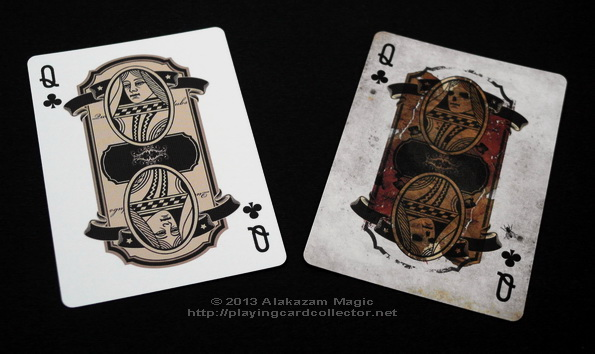 Bicycle-Dr-Jekyll-and-Mr-Hyde-Playing-Cards-Queen-of-Clubs