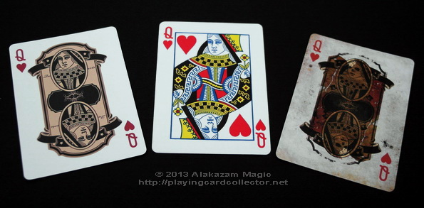 Bicycle-Dr-Jekyll-and-Mr-Hyde-Playing-Cards-Queen-of-Hearts-comparison